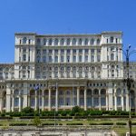 The Romanian Palace of Parliament in Bucharest is the second largest building in the world