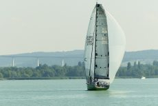 Lake Balaton, the largest lake in Central Europe