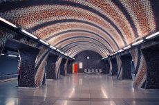 Budapest metro is the oldest metro in continental Europe