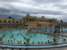 Hungary has one of the most important thermal spring cultures in Europe.