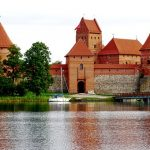 Trakai Castle is one of the most popular  tourist destination.