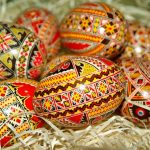 The Easter is the most important celebration of the Romanian people