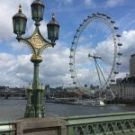 The London Eye is the tallest observation wheel in the world.