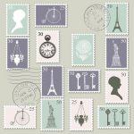 Stamps originated in the UK